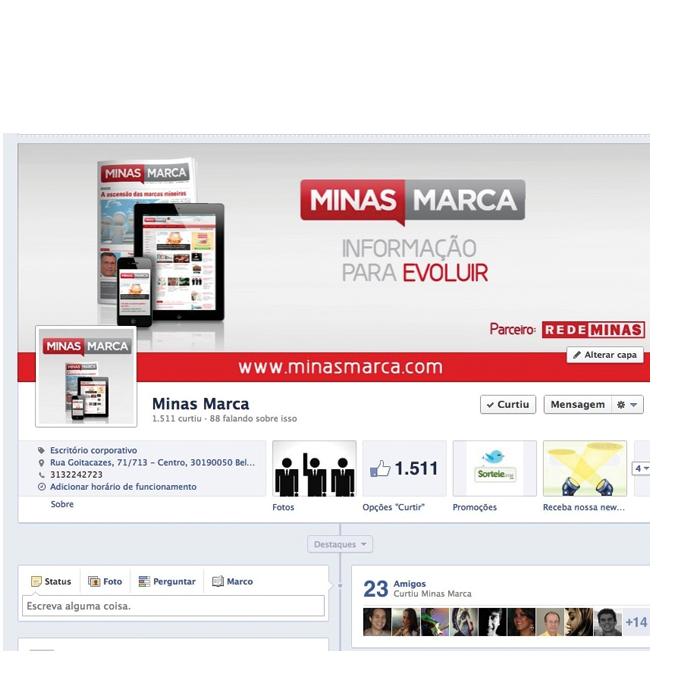 A Multiweb é a agência digital do Minas Marca