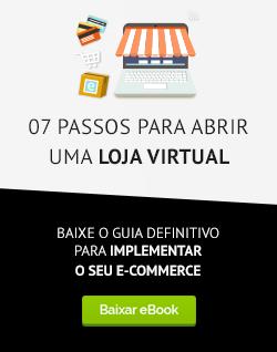 7 passos para abrir uma loja virtual