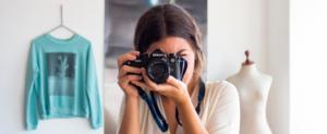 a importância da fotografia de qualidade para o e-commerce