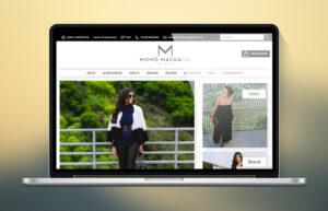 Loja Virtual - Momo Machado Store