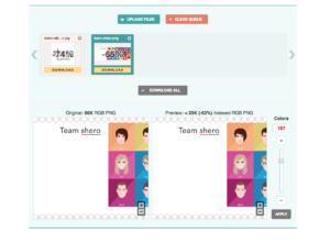 Otimizando imagens para e-commerce