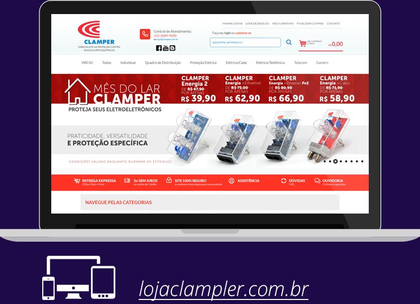 Loja-virtual-magento-clamper